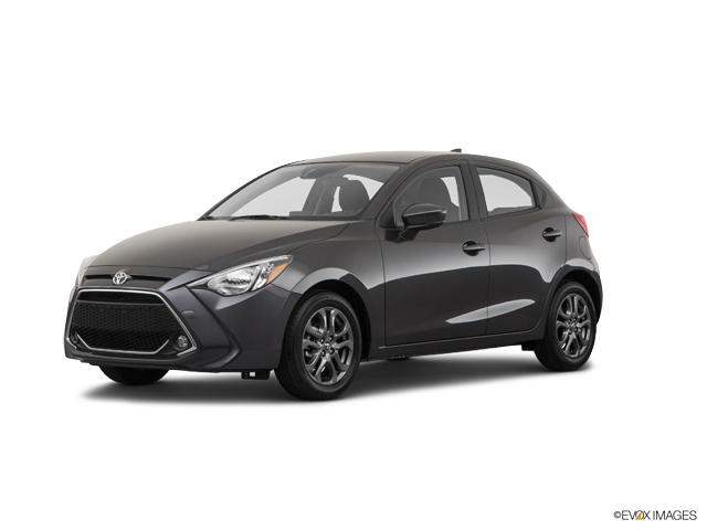 New 2020 Toyota Yaris Hatchback in Muskogee, OK