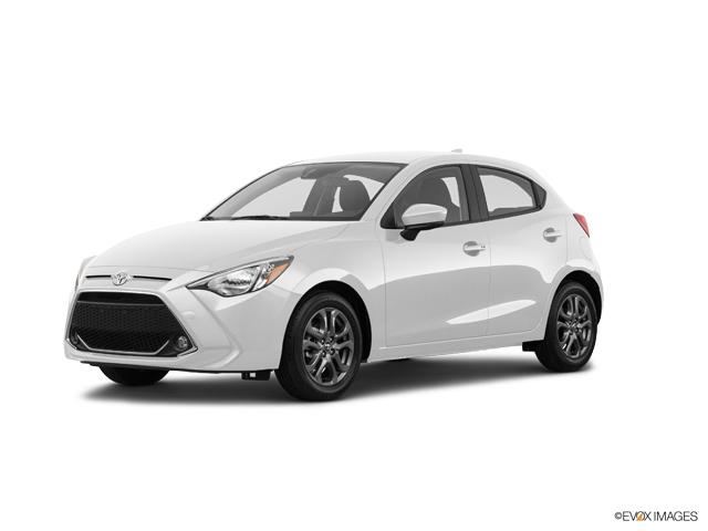 New 2020 Toyota Yaris Hatchback in Berkeley, CA