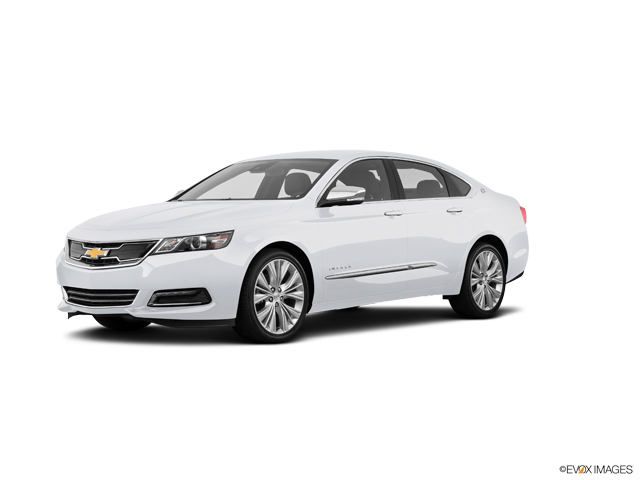 New 2020 Chevrolet Impala in Jesup, GA