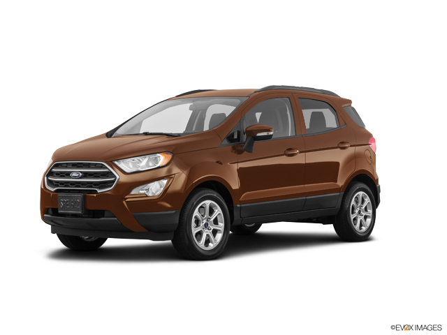 New 2020 Ford Ecosport in Medford, OR
