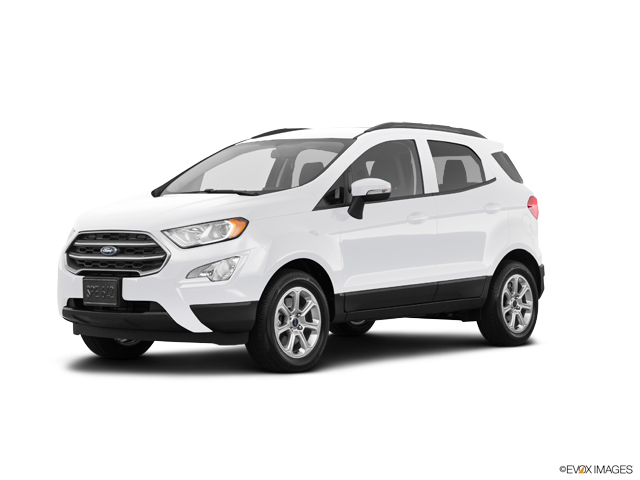 New 2020 Ford EcoSport in Sumner, WA