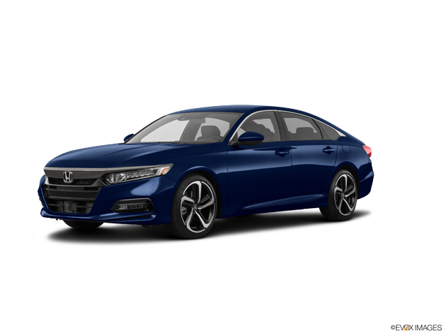 New 2020 Honda Accord Sedan in San Diego, CA