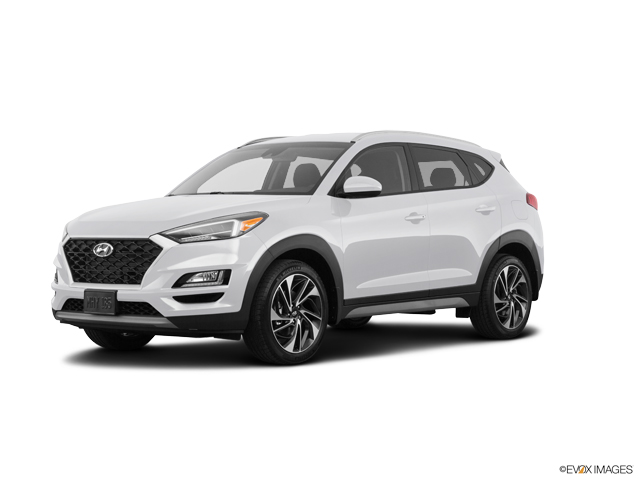 New 2020 Hyundai Tucson in Tracy, CA