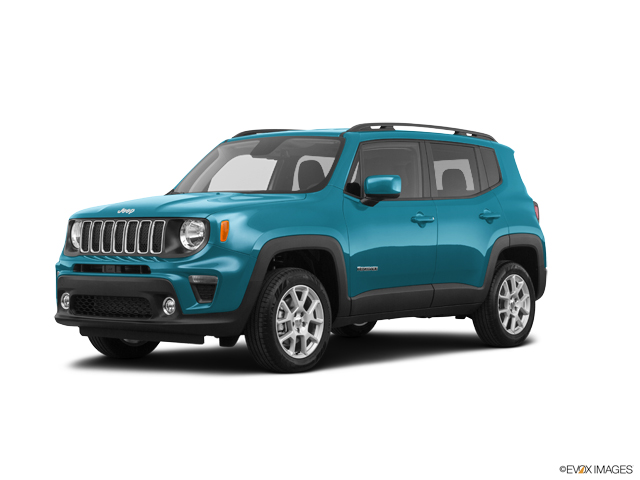 New 2020 Jeep Renegade in Columbia, MO
