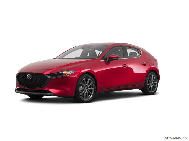 New 2020 Mazda Mazda3 Hatchback in Honolulu, HI
