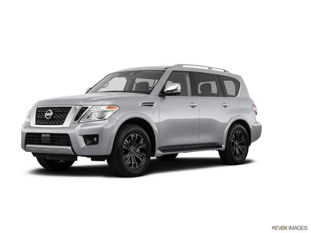 New 2020 Nissan Armada in Little Falls, NJ