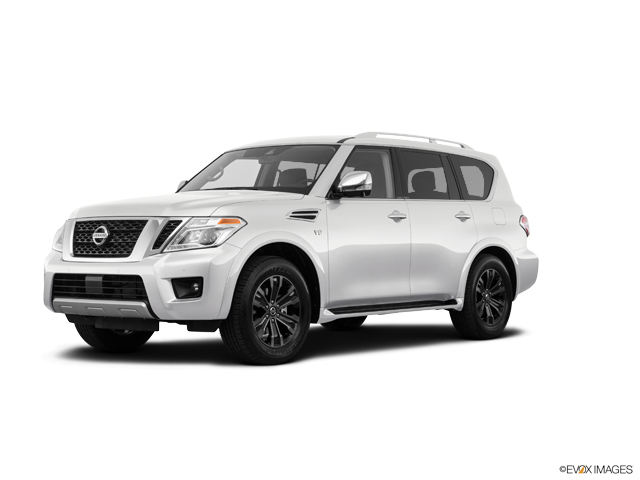 New 2020 Nissan Armada in Cleveland, OH