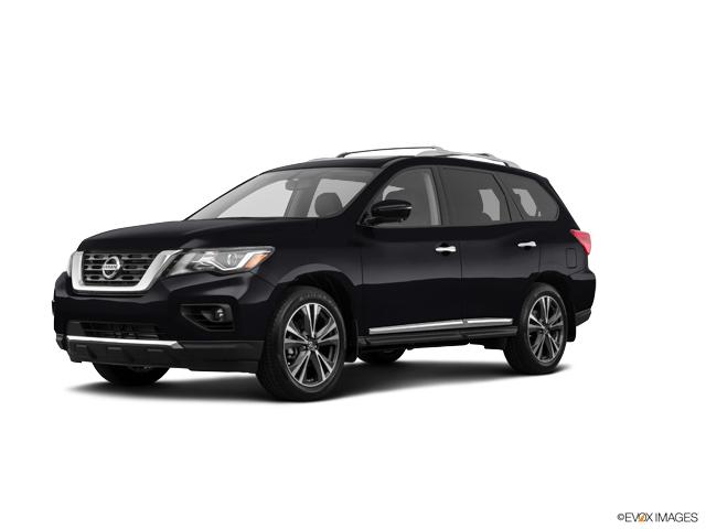 New 2020 Nissan Pathfinder in Little Falls, NJ