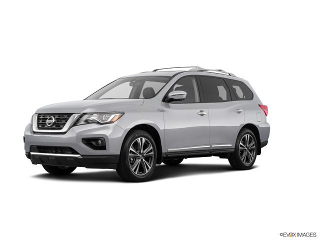New 2020 Nissan Pathfinder in Chelmsford, MA