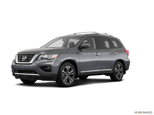 New 2020 Nissan Pathfinder in Greensburg, PA