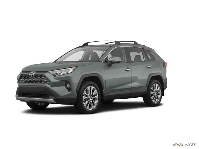 New 2020 Toyota RAV4 in Gallup, NM