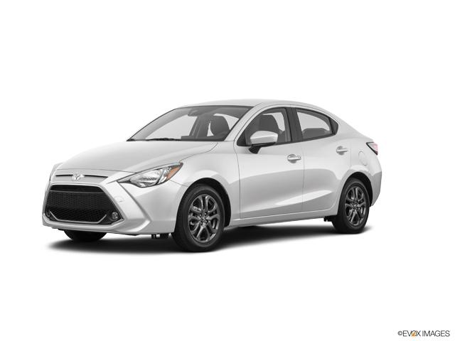 New 2020 Toyota Yaris Sedan in Muskogee, OK