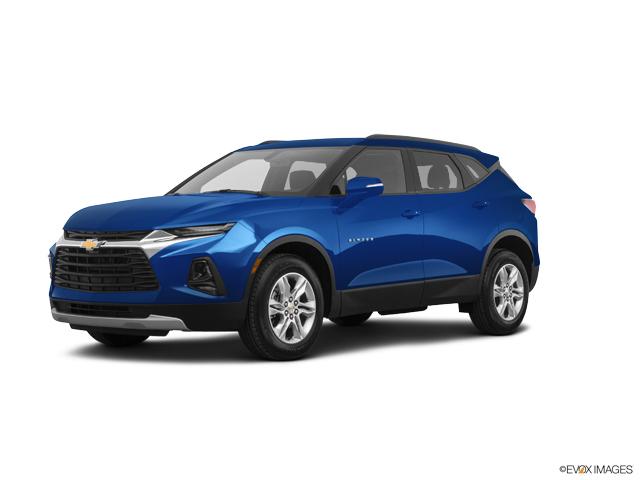 New 2020 Chevrolet Blazer in Owasso, OK