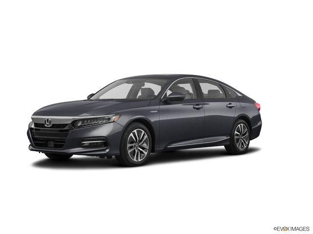 New 2020 Honda Accord Hybrid in Savannah, GA
