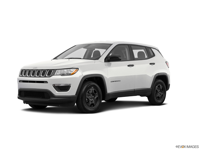 New 2020 Jeep Compass in Chattanooga, TN