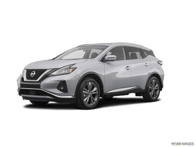 New 2020 Nissan Murano in Muskogee, OK