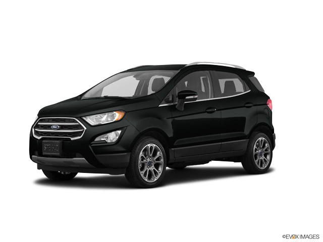 New 2020 Ford EcoSport in Hemet, CA