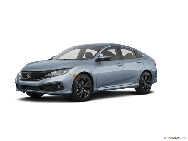 New 2020 Honda Civic Sedan in North Olmsted, OH