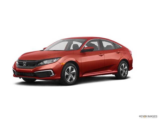 New 2020 Honda Civic Sedan in Elyria, OH