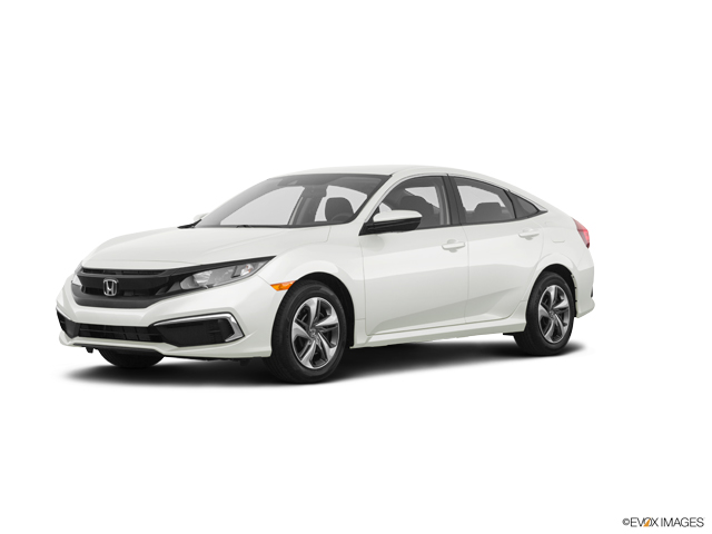 New 2020 Honda Civic Sedan in Saratoga Springs, NY
