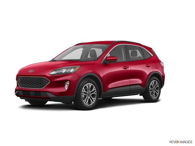 New 2020 Ford Escape in , OR