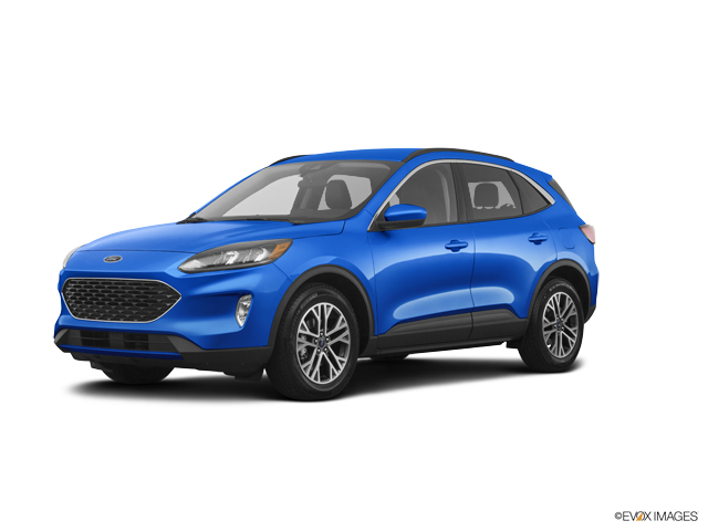 New 2020 Ford Escape in Bloomington, IN