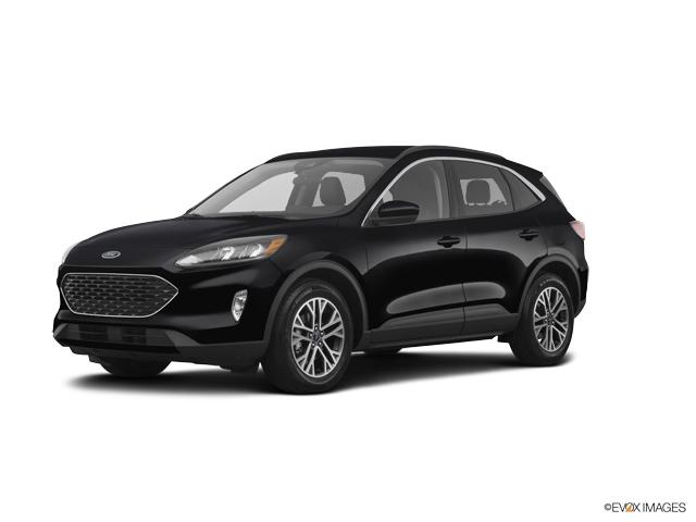 New 2020 Ford Escape in Kirkland, WA
