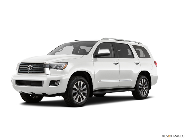 New 2020 Toyota Sequoia in St. Louis, MO