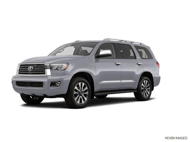 New 2020 Toyota Sequoia in Columbia, MO