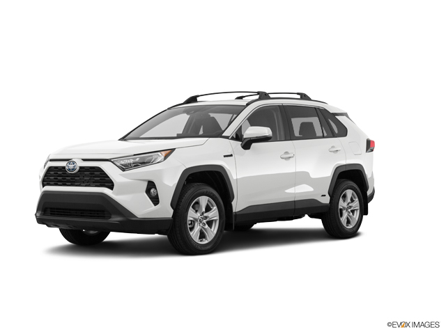New 2020 Toyota RAV4 Hybrid in New Rochelle, NY