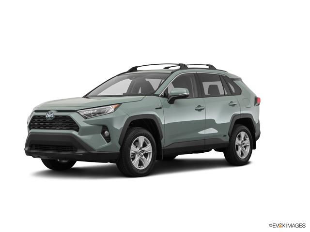 New 2020 Toyota RAV4 Hybrid in Laramie, WY