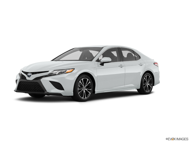 New 2020 Toyota Camry Hybrid in Santee, CA