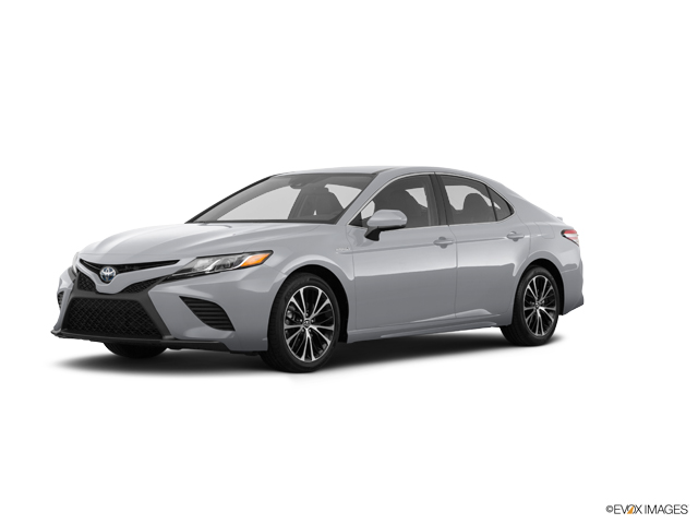 New 2020 Toyota Camry Hybrid in Gallup, NM