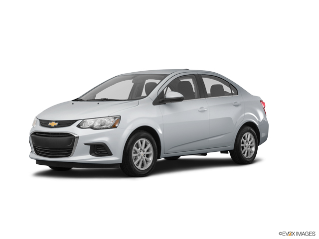 New 2020 Chevrolet Sonic in Jackson, MS