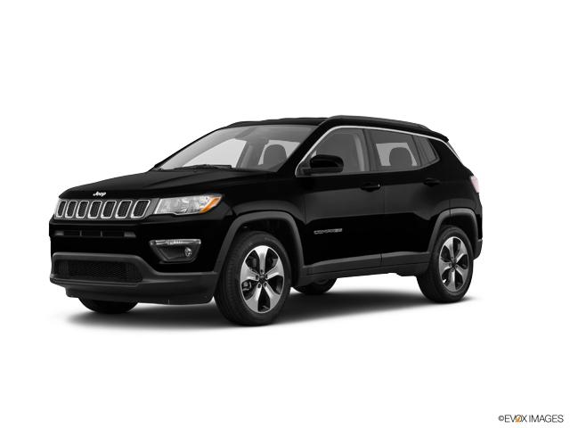 2020 Jeep Compass Latitude FWD