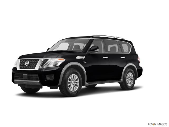 New 2020 Nissan Armada in Medina, OH