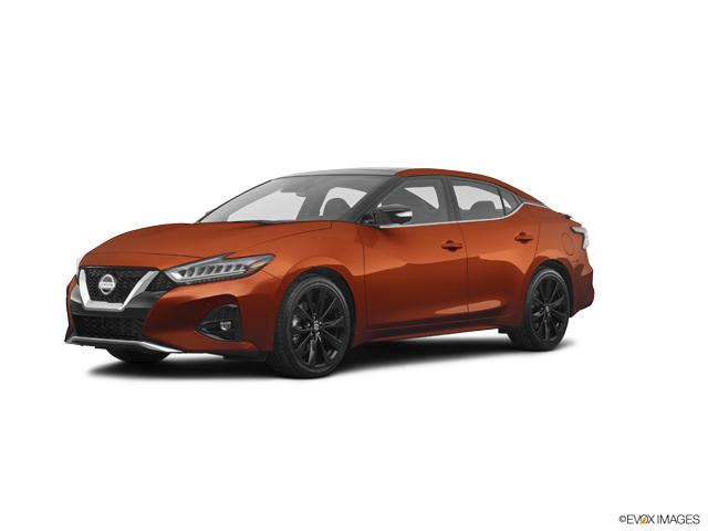 New 2020 Nissan Maxima in Muskogee, OK