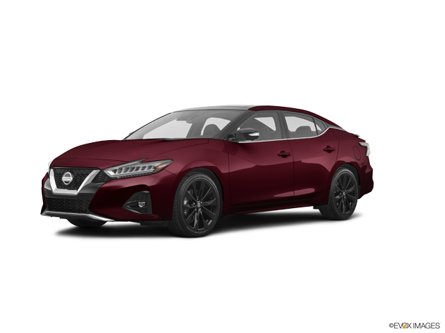 New 2020 Nissan Maxima in Wesley Chapel, FL