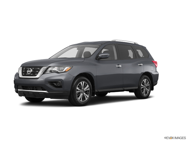 New 2020 Nissan Pathfinder in Jackson, MI