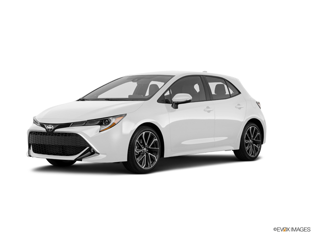 New 2020 Toyota Corolla Hatchback in Manchester, TN