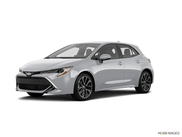 New 2020 Toyota Corolla Hatchback in Santee, CA