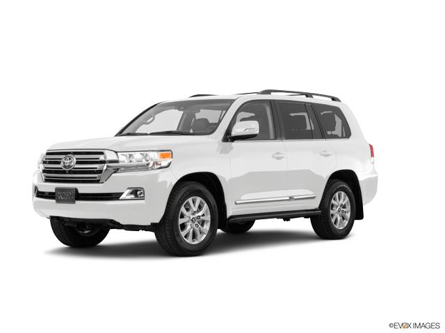 New 2020 Toyota Land Cruiser in Tulsa, OK