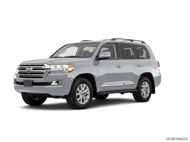 New 2020 Toyota Land Cruiser in Quincy, IL
