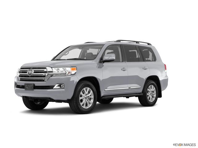New 2020 Toyota Land Cruiser in Haines City, FL