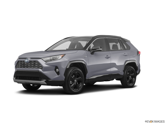 New 2020 Toyota RAV4 Hybrid in Iron Mountain, MI