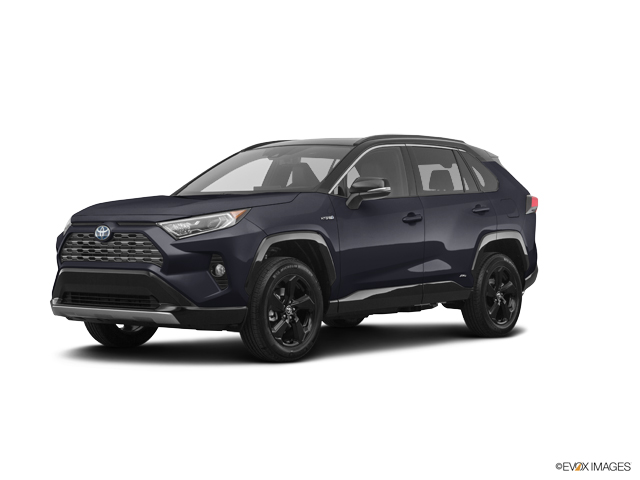 New 2020 Toyota RAV4 Hybrid in Oklahoma City, OK