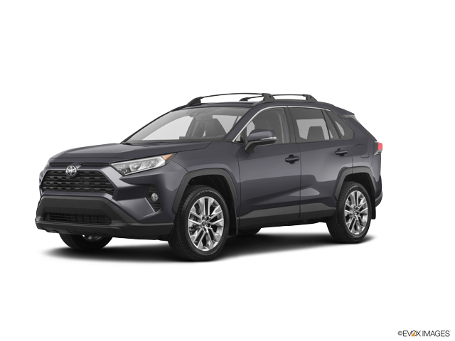 New 2020 Toyota RAV4 in Tulsa, OK