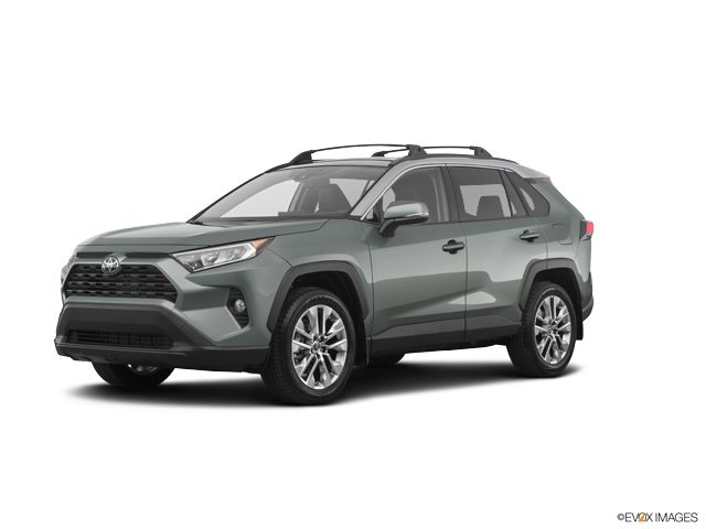 New 2020 Toyota RAV4 in Venice, FL
