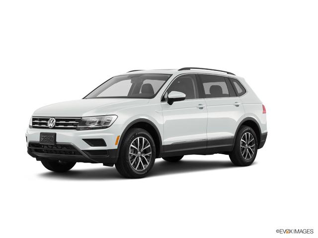 New 2020 Volkswagen Tiguan in Lynnwood, WA