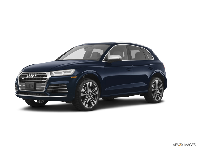 New 2020 Audi SQ5 in Lynnwood, WA